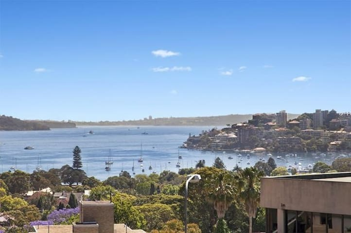 Sydney City and Harbour at your door! - Edgecliff - Daire