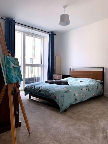 En-suit bedroom