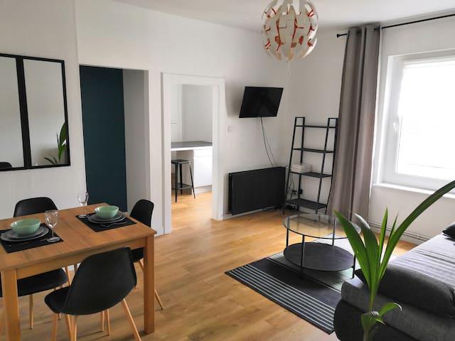 Appartement F2 Centre ville