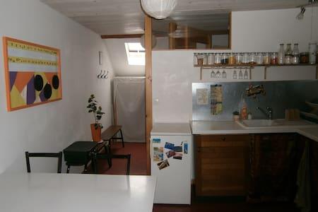 Grand studio à 5 minutes à pied du centre ville. - Chambéry