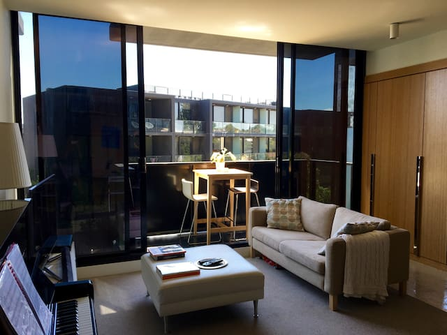 Luxury apartment in South Yarra. Walk to MCG - South Yarra - Leilighet