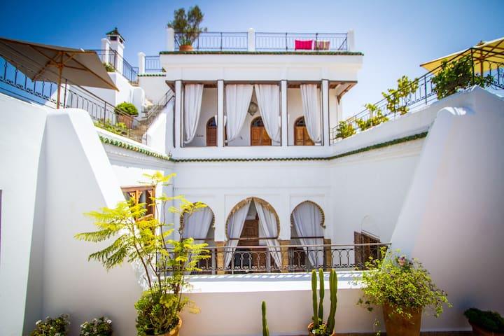 L'Amante: très belle chambre - Rabat - Appartement