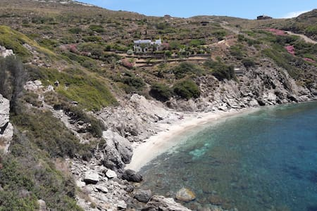 Exclusive House with its Own Beach ! - Kato Fellos - Casa