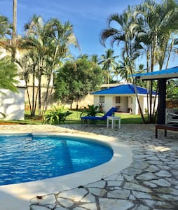 Private Bungalow, Near the Beach - Las Terrenas