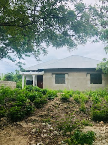 Entire house in Kendwa 100 m from the beach