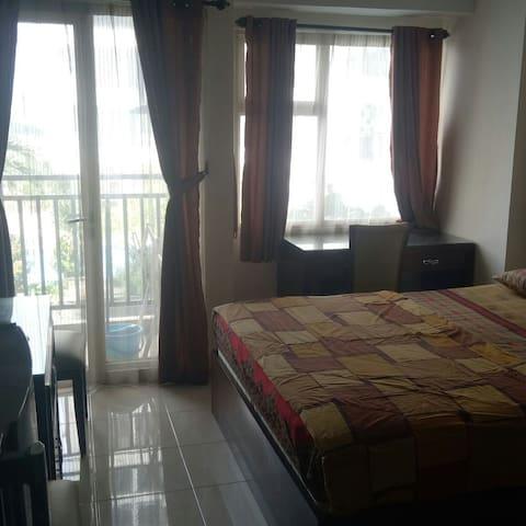 Khan apartemen margonda residence 3