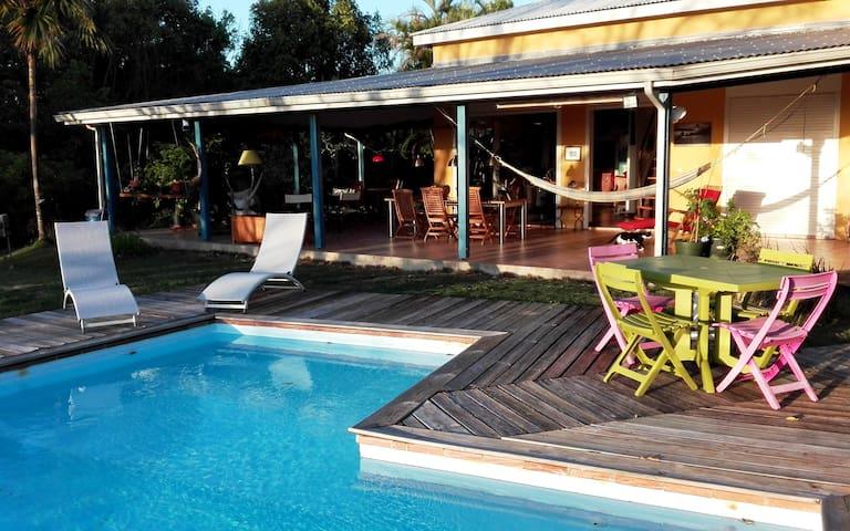 Villa de charme avec piscine individuelle - GP - House