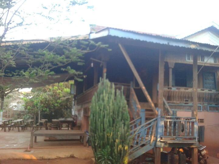 Khmer Homestay.  True Khmer Life.