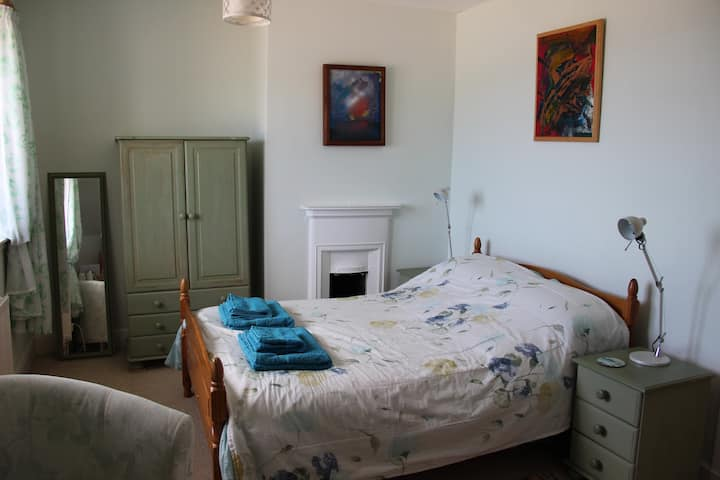 Thurso Home with a View double room