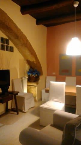 app. in centro storico 2 bagni 2 stanze.wifi - Valentano - Apartment