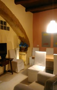 app. in centro storico 2 bagni 2 stanze.wifi - Valentano - Lakás