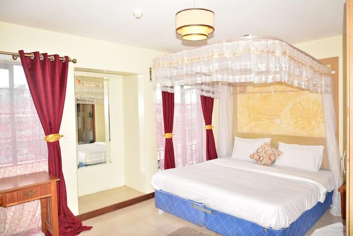 Queen tildah suites
