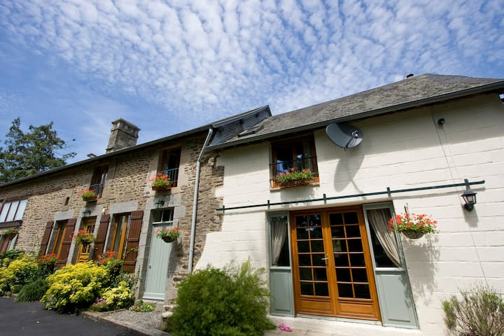 Cosy French cottage - Saint-Martin-de-Landelles - Ev