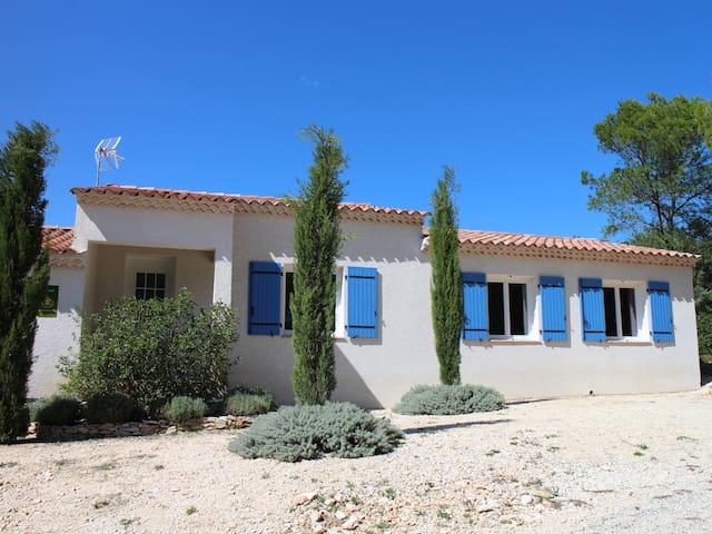 Maison indépendante avec jardin - Parignargues - House