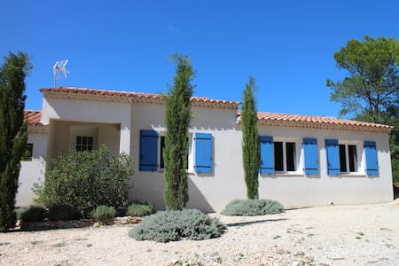 Maison indépendante avec jardin - Parignargues - Huis
