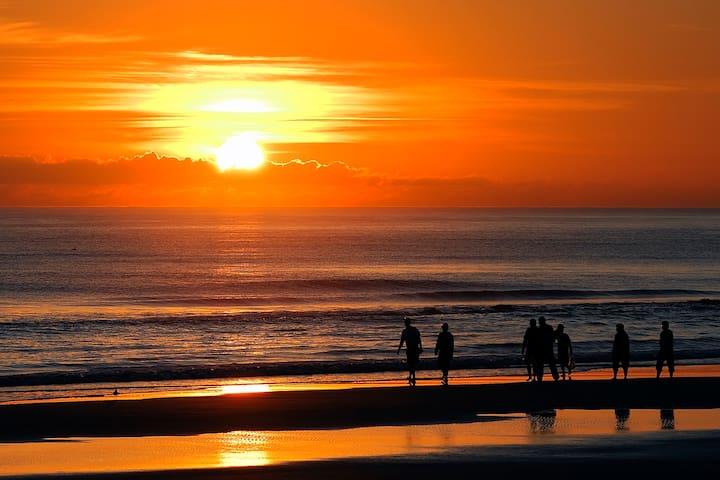Sunrise Strolls
