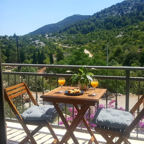 Ploce-Bacina: Studio apartment Kech near the sea