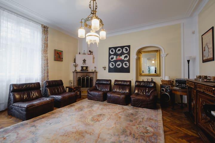 Spacious, Homely Aleksandra House - Beograd - Rumah