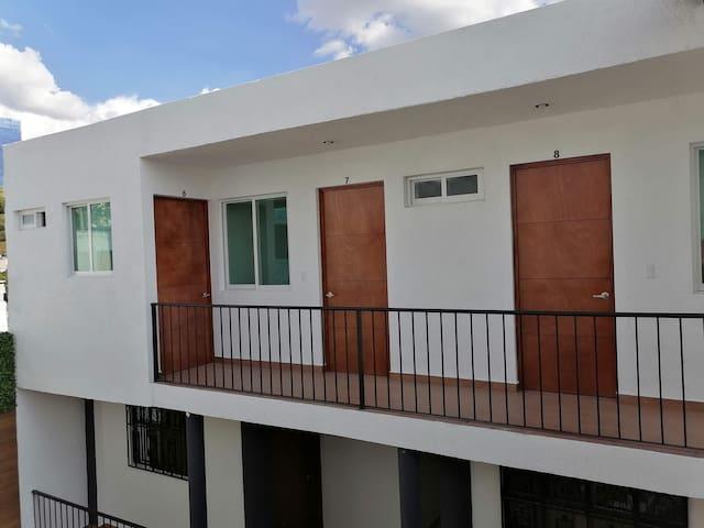 Habitaciones Fin de Semana Querétaro!
