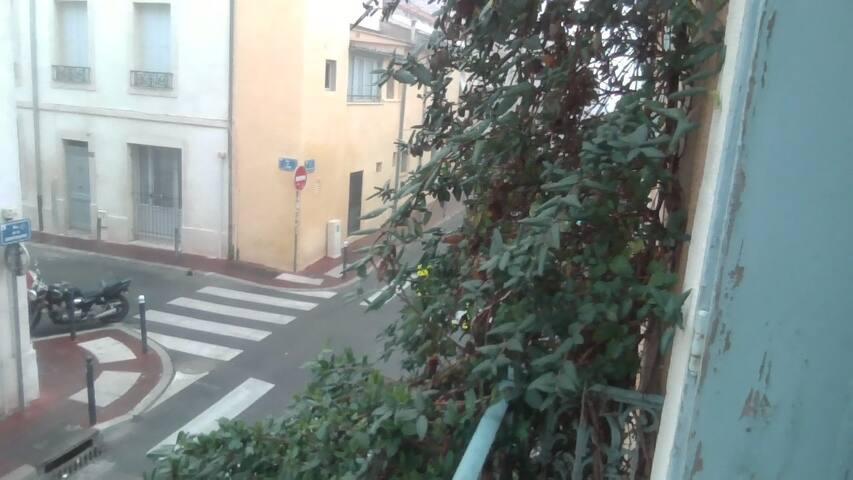 Une chambre double au coeur de  Montpellier