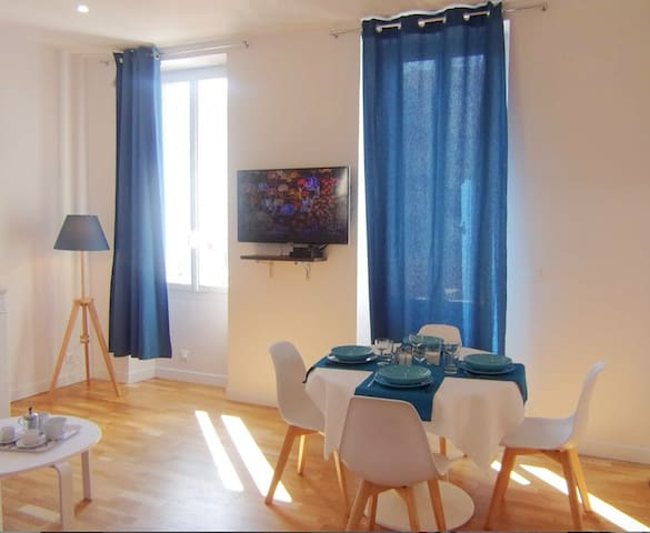 Marseille Appartement Cozy Metro Perier/castellane