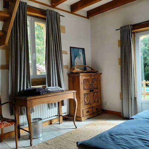 Slaapkamer 3 Torentje beneden