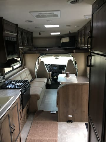 Wits End RV experience