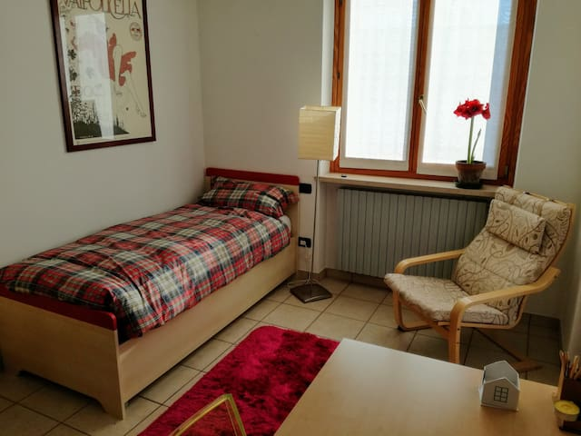 Room with terrace in Valpolicella - Pedemonte - บ้าน
