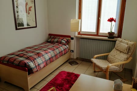 Room with terrace in Valpolicella - Pedemonte - Hus