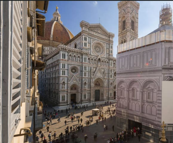 DUOMO Studio with  Amazing View!!