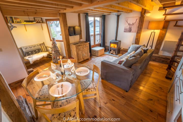 Unique Character Property in Heart of Samoens