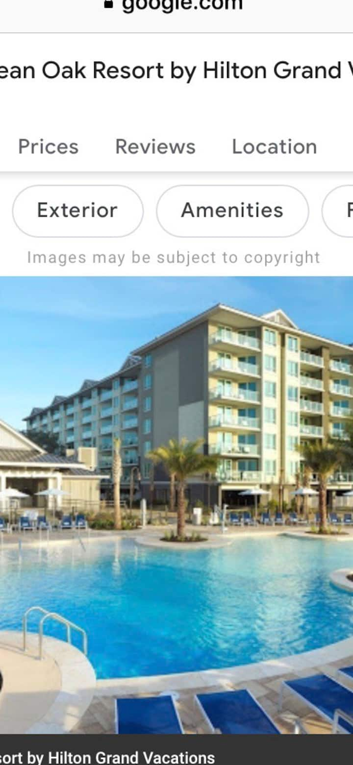 Hilton Head Sc Ocean Oaks resort