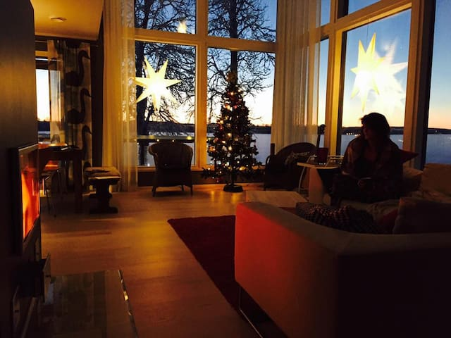 Luxury close to Rovaniemi and Santa Claus Village - Rovaniemi - Casa