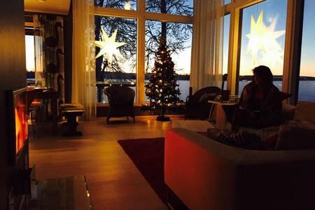Luxury close to Rovaniemi and Santa Claus Village - 羅瓦涅米(Rovaniemi) - 獨棟