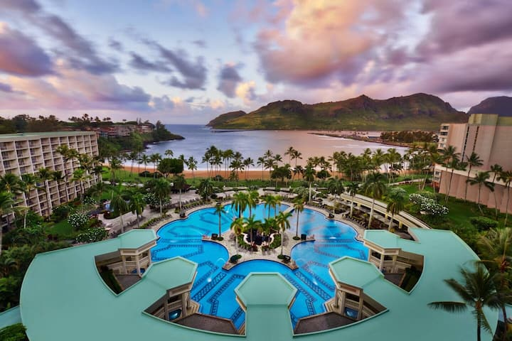 Marriott's Kauai Beach Club - select date