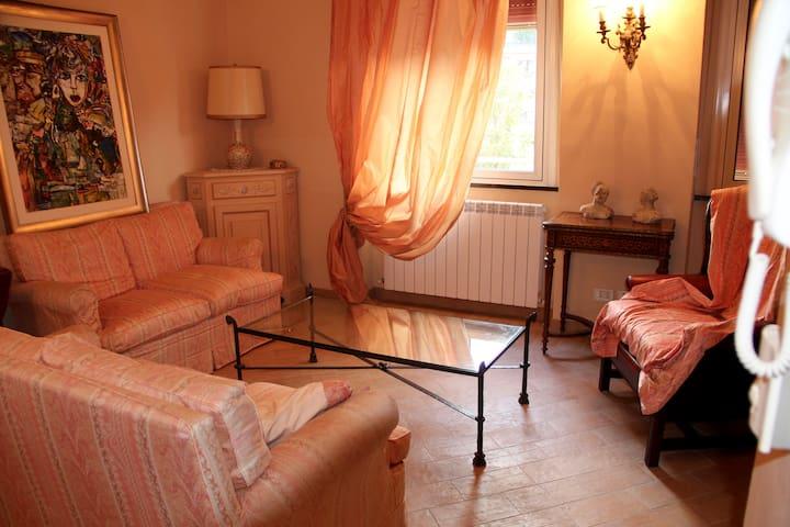 """""""A CASA DI NONNA"""" nel cuore del Golfo Paradiso - Recco - Apartmen"""