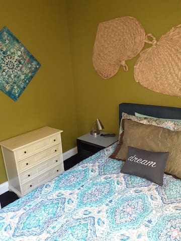 RELAX IN COZY ROOM WITH A VIEW - Short Term Rental