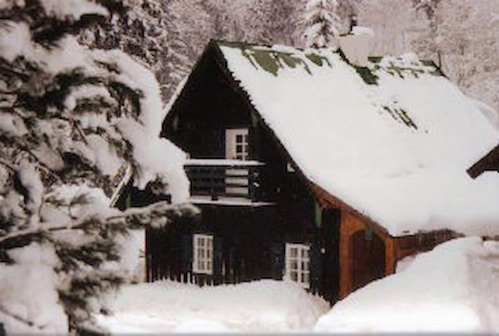 Jägerhütte Lungötz - Neubach