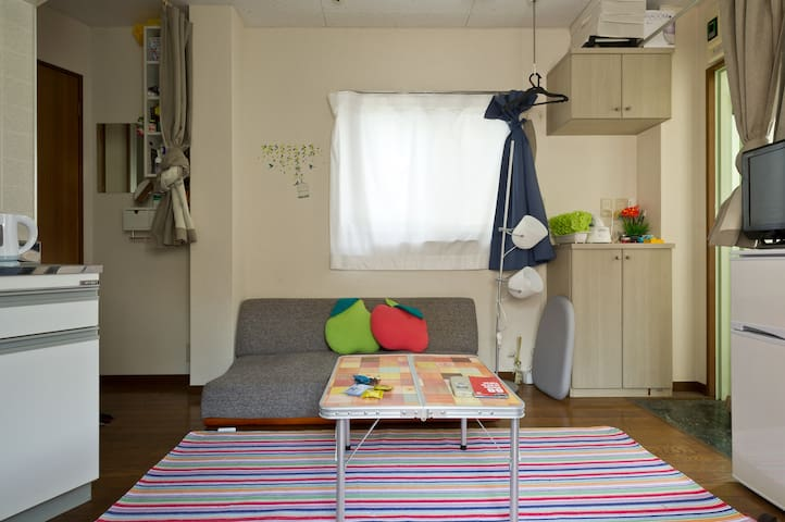 FOR WOMEN private studio 10min walk to Shibuya