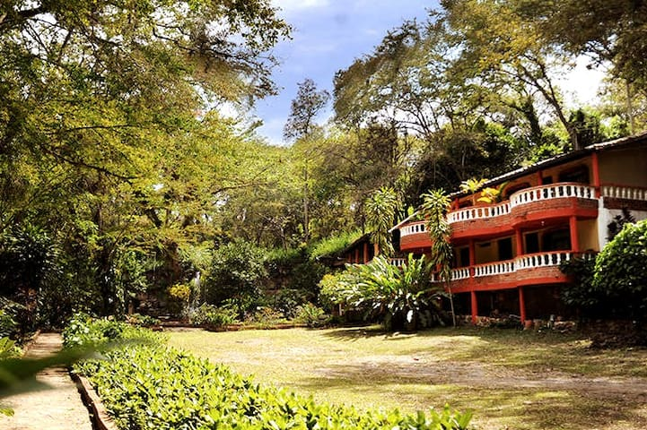 Waterfall Hostel in San Gil - Mixed Dormitory