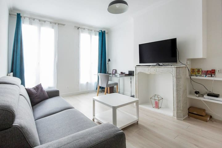 Lovely Studio flat - Canal Saint Martin