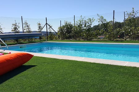 Amazing bungalow with pool access