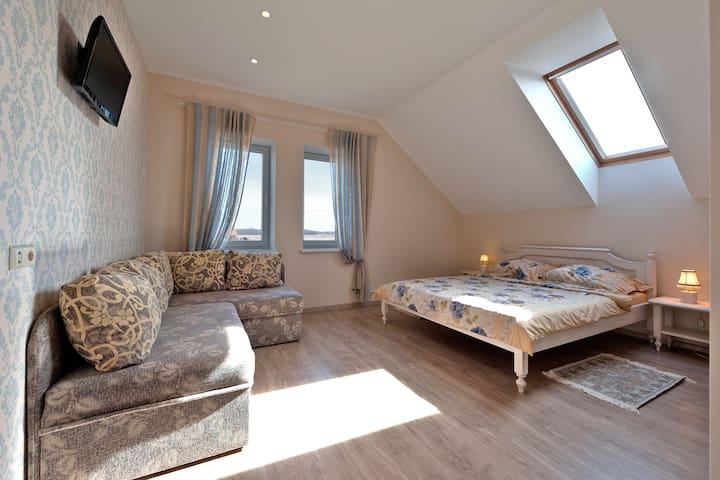 Room 3 Karkles Villa - Karklė - Casa