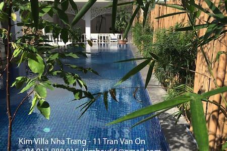 Kim Villa is your sweet home in Nha Trang - Thành phố Nha Trang - Διαμέρισμα