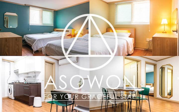 ★Newly Opened!! ★For 3~6 People ★ASOWON#602