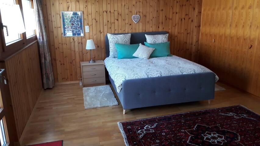Kleine Wohnung, Studio in Visp im schönen Wallis