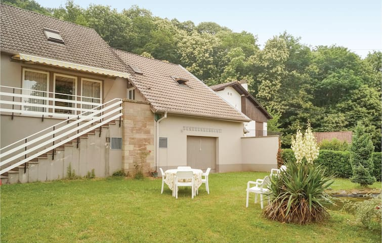 Holiday apartment with 1 bedroom on 35m² in Neuwiller les Saverne