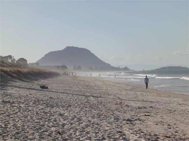 Beach & Golf On Oceanbeach - Tauranga - Apartemen