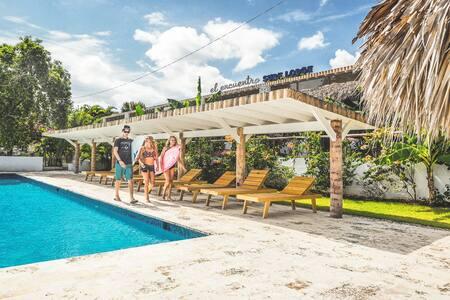El Encuentro Surf Lodge - Cabarete - Apartment