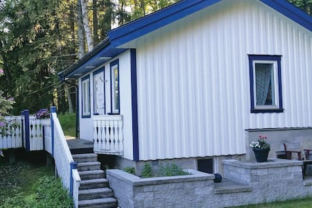 Holiday cottage with 1 bedroom on 35m² in Svanesund